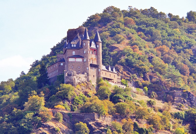 Burg Katz St.Goar, Loreley