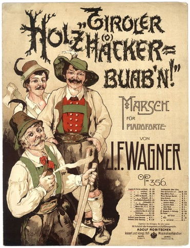 Tiroler Holzhackerbuam